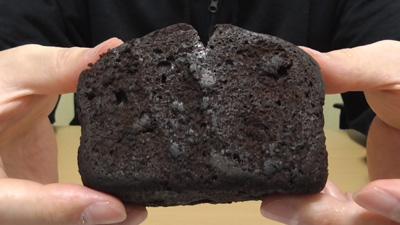 厚切りチョコケーキ(ファミリーマート)2