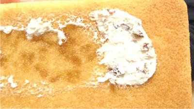 レーズンバターケーキ(ミニストップ)7