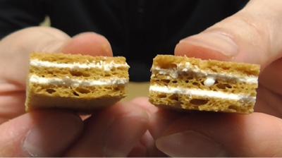 なごや嬢プレミアムホワイトチョコサンドクッキー(桃の館)14