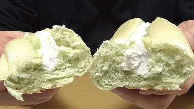 メロンロール静岡県産クラウンメロンのクリーム8