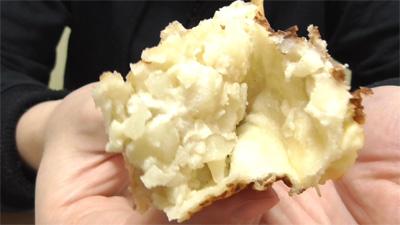 北海道産じゃがいものじゃがバター風味パン14