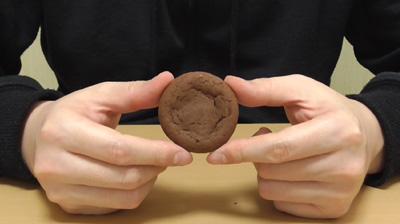 業務スーパーチョコレートクッキー4