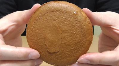ブランのパンケーキ2個入メープル&ホイップ3