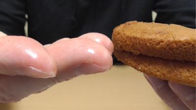 ブランのパンケーキ2個入メープル&ホイップ8
