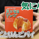 まるごとりんごパイ気になるリンゴ(ラグノオささき)