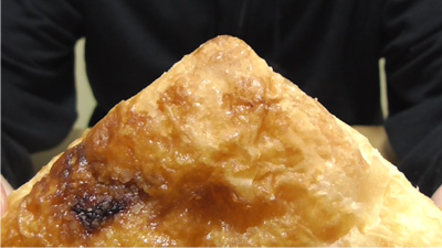 山形さくらんぼとカスタードの三角パイ(フジパン)8