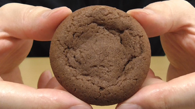 業務スーパーチョコレートクッキー5