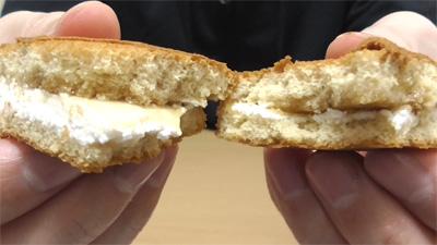 ブランのパンケーキ2個入メープル&ホイップ13
