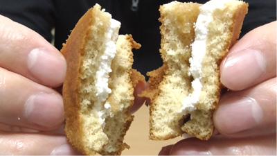 ブランのパンケーキ2個入メープル&ホイップ14
