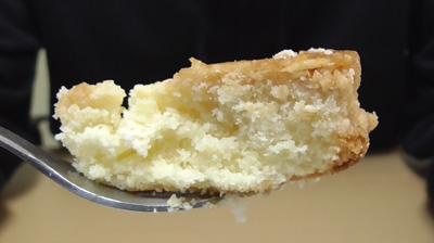 カリッと食感のアーモンドとしっとり生地のフロランタン風ケーキ16