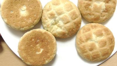 パンダのパン屋さん 小さなメロンパン4