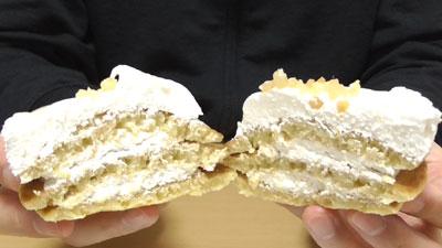 ココナッツミルククリームのパンケーキ7