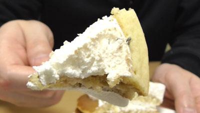 ココナッツミルククリームのパンケーキ16