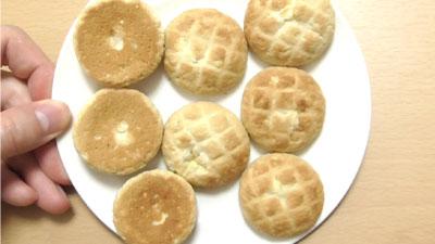 パンダのパン屋さん 小さなメロンパン3