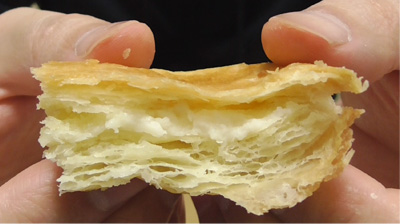 レモンパイ アーモンドクリーム&レアチーズクリーム12