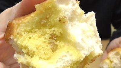 ナッツ&バナナケーキロール(第一パン)12