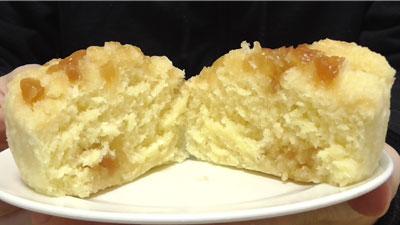 はちみつとりんごの蒸しパン(ヤマザキ)9