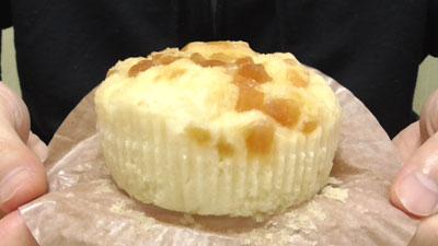 はちみつとりんごの蒸しパン(ヤマザキ)4