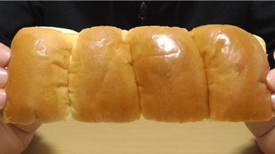 カステラサンドミルククリーム(フジパン)2