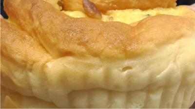 ナッツ&バナナケーキロール(第一パン)7