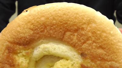 ナッツ&バナナケーキロール(第一パン)8