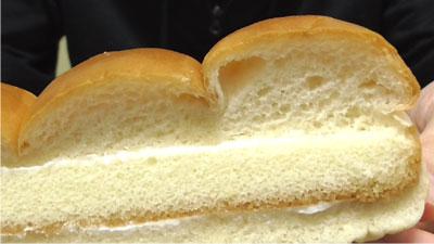カステラサンドミルククリーム(フジパン)8