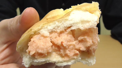 明太子ポテトパン(ヤマザキ×かねふく)14