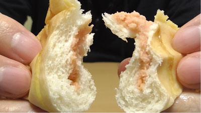 明太子ポテトパン(ヤマザキ×かねふく)13