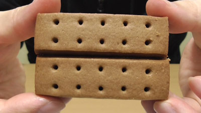 カロリーメイト-ブロック【チョコレート味】(大塚製薬)5