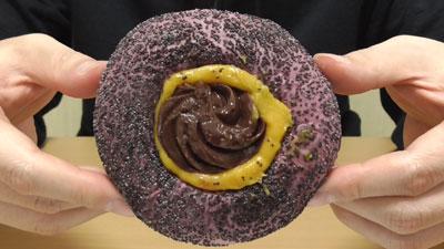 ゾンビの目だまパン-チョコ&パンプキン(伊藤パン)3