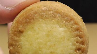 しっとり食感のひとくちチーズタルト(セブンイレブン×不二家)5