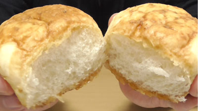 焼きまんじゅうぱん(第一パン)9