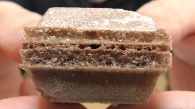 ふんわりさくさく軽い食感-ひとくちチョコモナカ(セブンイレブン×名糖産業株式会社)9