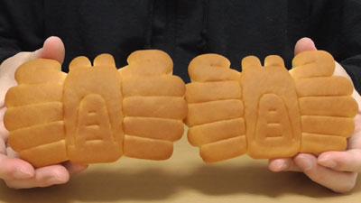 かにぱん(三立製菓)3