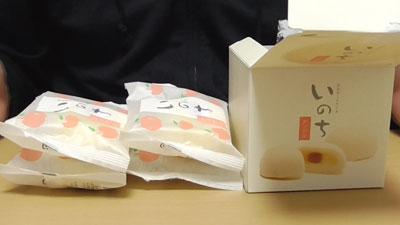 カスタードケーキいのちアップル(ラグノオささき)3