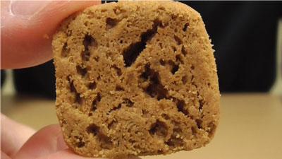 ほろほろ食感-ひとくち焼きショコラ-塩キャラメル(セブンイレブン×東ハト)7