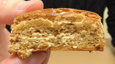 ブランビスケットパン-メープル(ローソン)9