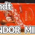 リンドール ミルク(リンツ)【Lindor milk Lindt】、スイス生まれのチョコレート!なめらかに広がる甘美なお味、至福のひとときに包まれます^^