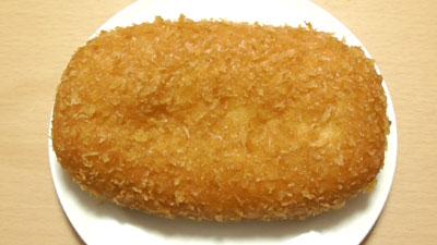 コロッケ風パン-あぐー豚(第一パン)3