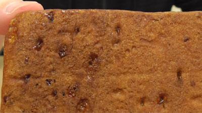 ブランビスケットパン-メープル(ローソン)5