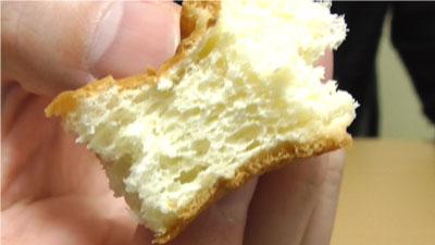たっぷりホイップのチョコクリームパン(神戸屋)14