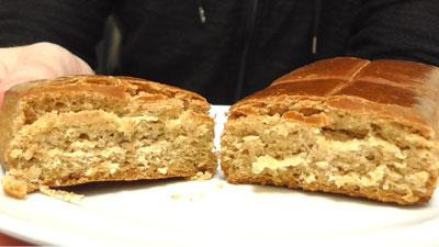 ブランビスケットパン-メープル(ローソン)8