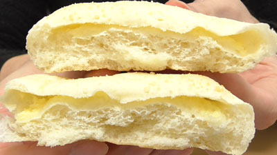 もっちチーズパン(セブンイレブン×山崎製パン)8