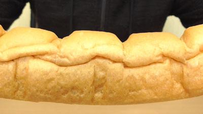 ちぎりパン-キャラメルクリーム(セブンイレブン)6