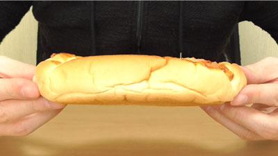 ピザパン-パイン&アップル(ファミリーマート)3