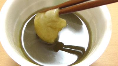 抹茶おしるこ-おもち入(井村屋)7