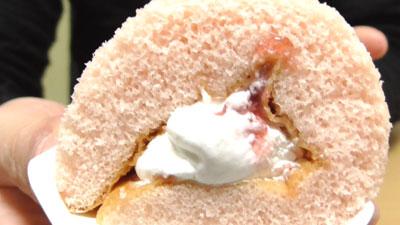 ロールちゃん-いちご(山崎製パン)7