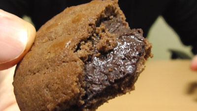 業務スーパー-ヘーゼルナッツクリーム入りクッキー17
