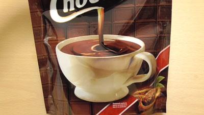 業務スーパー-ホットチョコレート2