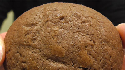 業務スーパー-ヘーゼルナッツクリーム入りクッキー10